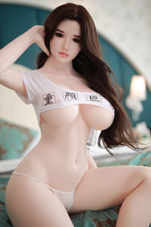 JY Dolls Curvy Big Boobs Sex Doll 168cm | Kathrine - lovedollshop