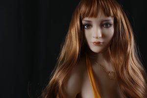 QITA 100cm F cup red hair big breast sex doll Sabah - lovedollshop