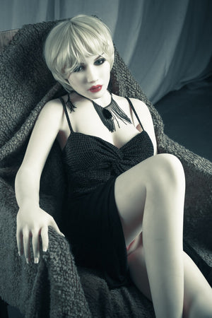 QITA 170cm D cup cool short hair sex doll Bree - lovedollshop
