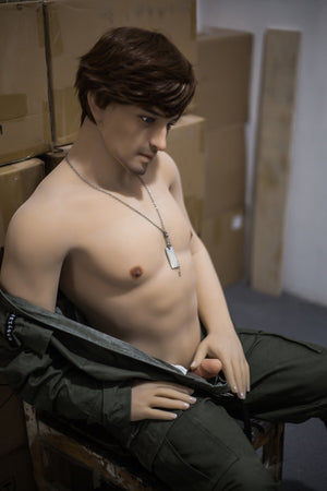 Qita Doll 175cm(56kg) Muscular Male Sex Doll Maverick - lovedollshop