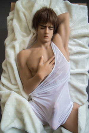 QITA handsome strong male sex doll torso Adam - lovedollshop