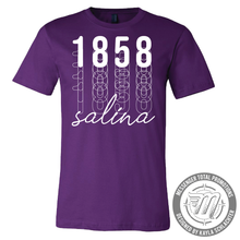 "Load image into Gallery viewer, ""1858 Salina"""