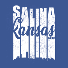 "Load image into Gallery viewer, ""Salina Skyline"""