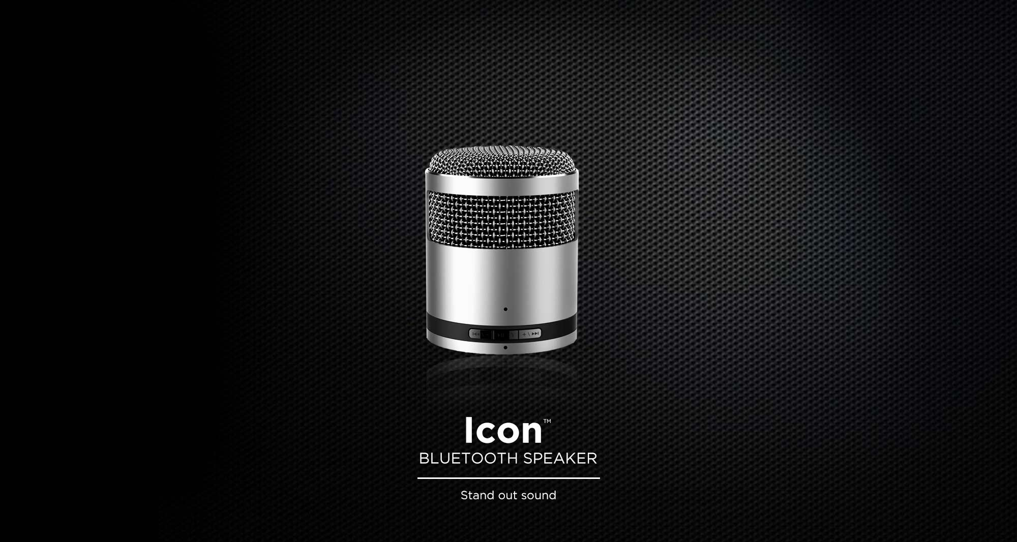 mini speaker, icon