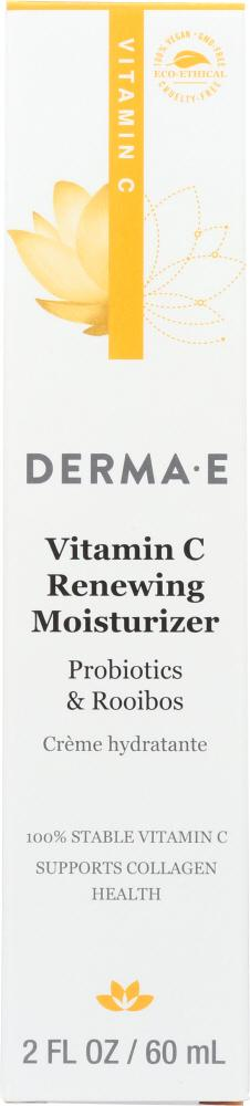 DERMA E: Vitamin C Renewing Moisturizer, 2 oz