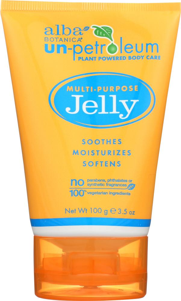 ALBA BOTANICA: Un-Petroleum Multi-Purpose Jelly, 3.5 Oz