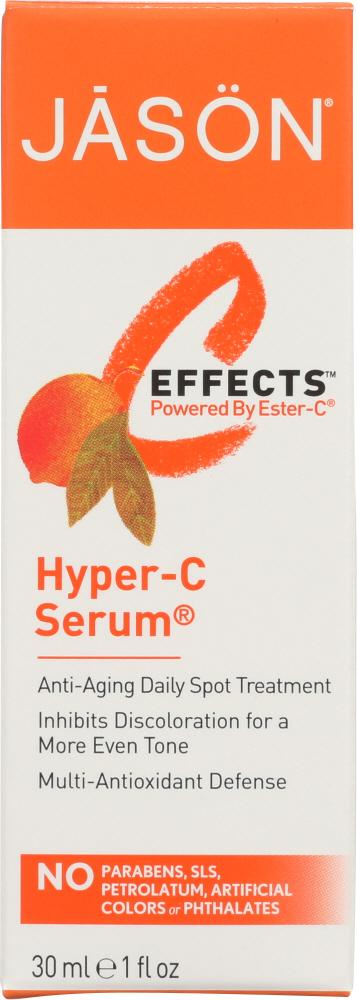 JASON: C-Effects Hyper-C Serum Anti-Aging Daily Spot Treatment, 1 oz