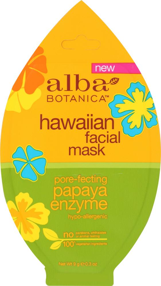 ALBA BOTANICA: Papaya Enzyme Mask, 0.3 oz