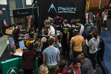 Psychi's First Climbing Festival At Rockover, March 2019