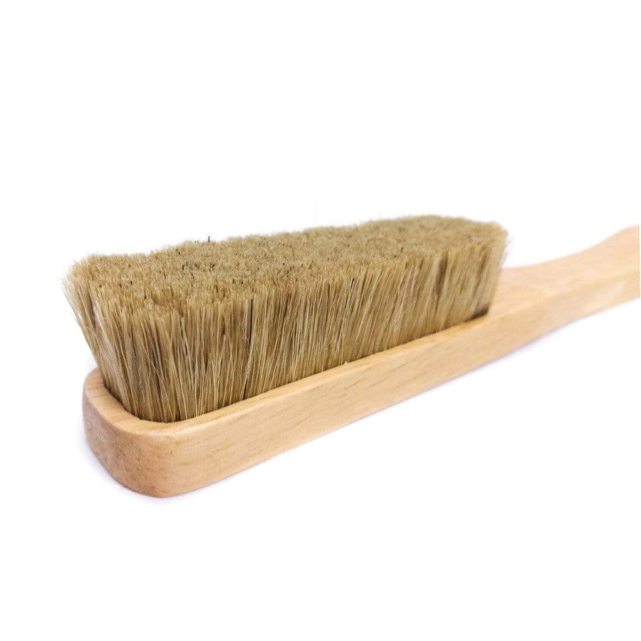 Rock Brush - Beasty Wooden Boar Hair Brush