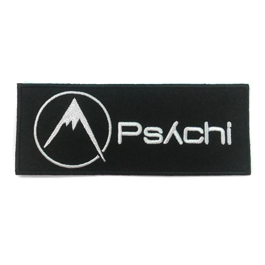 Psychi Iron-On Patch