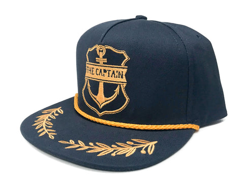 Captain Snapback NAVY
