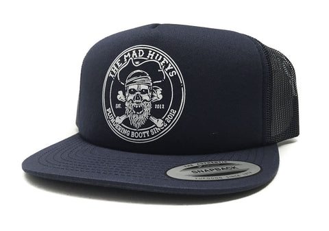 Plundering Trucker Hat Navy