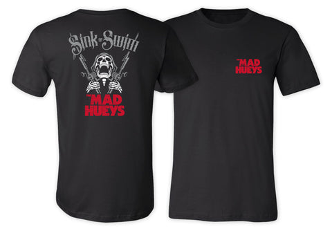 Sink or Swim T-Shirt Black