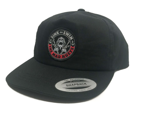 Sink or Swim Hat Black