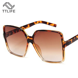 TTLIFE Women's Europe And America Lens