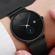 Load image into Gallery viewer, 2020 LIGE Quartz Watch
