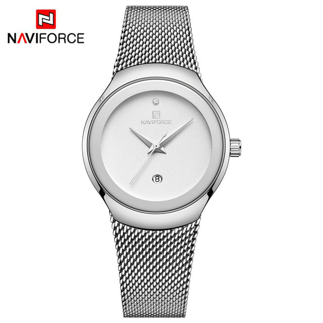 Womens Watch NAVIFORCE Top Brand