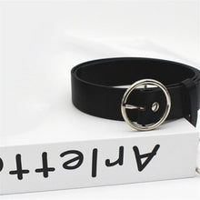 Load image into Gallery viewer, Women Waist Belt Lovely Women's Big Ring Decorated Belts