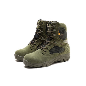 "Top Choice Pros Men's ""Hybrid Force"" Tactical Boots"