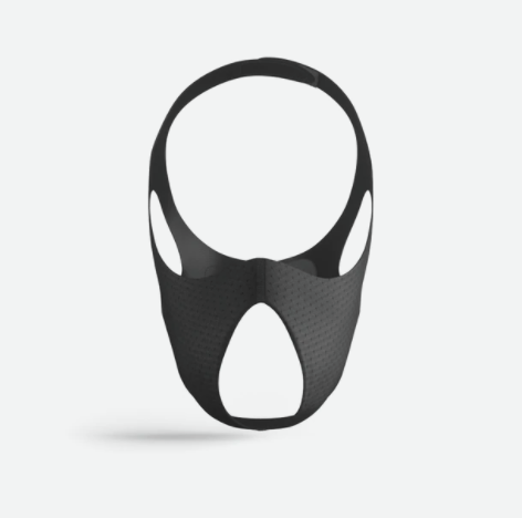 Training Mask - All Black Sleeve Universal