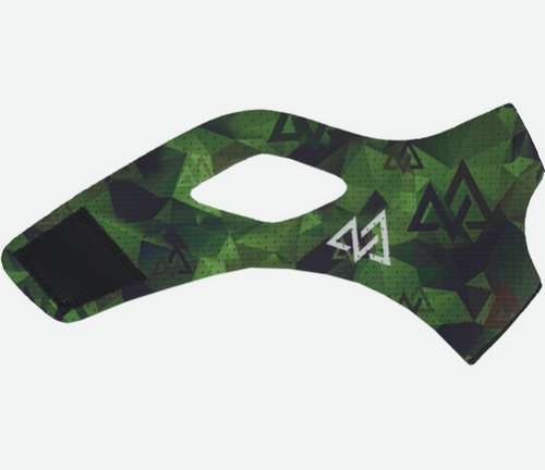 Training Mask 3.0 Camo Crush Sleeve