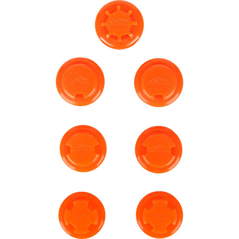 Training Mask 2.0 Orange Resistance Valves