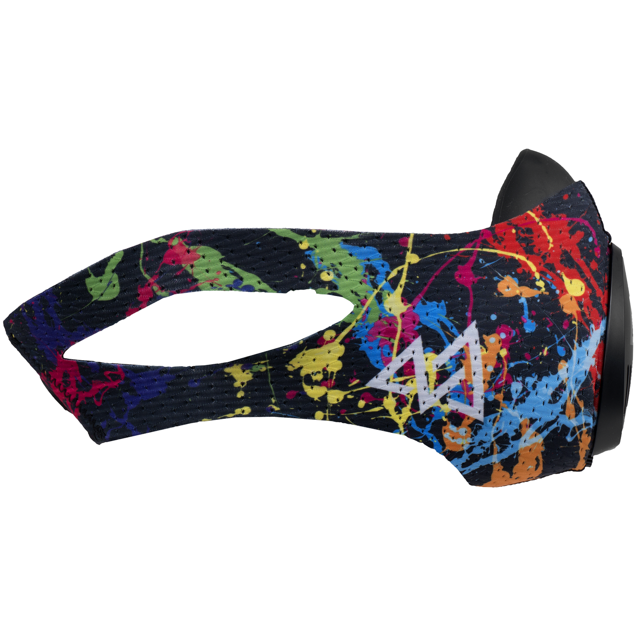 Training Mask 3.0 Black Splatter Sleeve