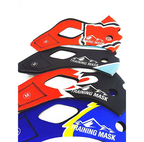 Free Training Mask 2.0 Generic Sleeves X4