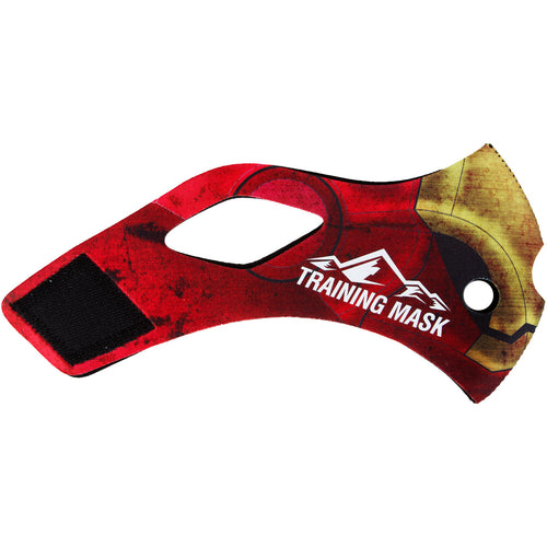 Training Mask 2.0 Red Iron Sleeve