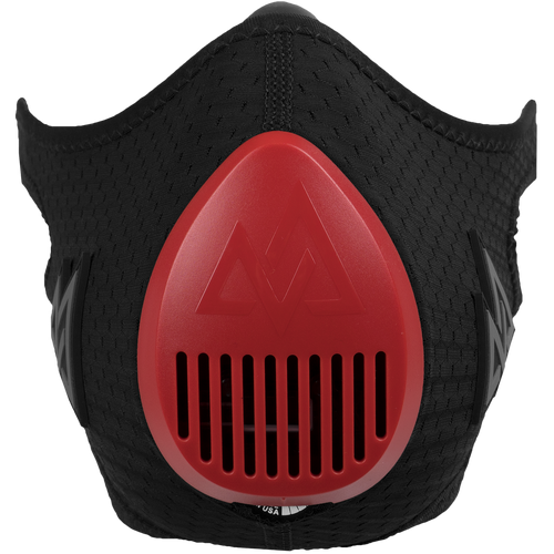 Elevation Training Mask 3.0 Red Cap