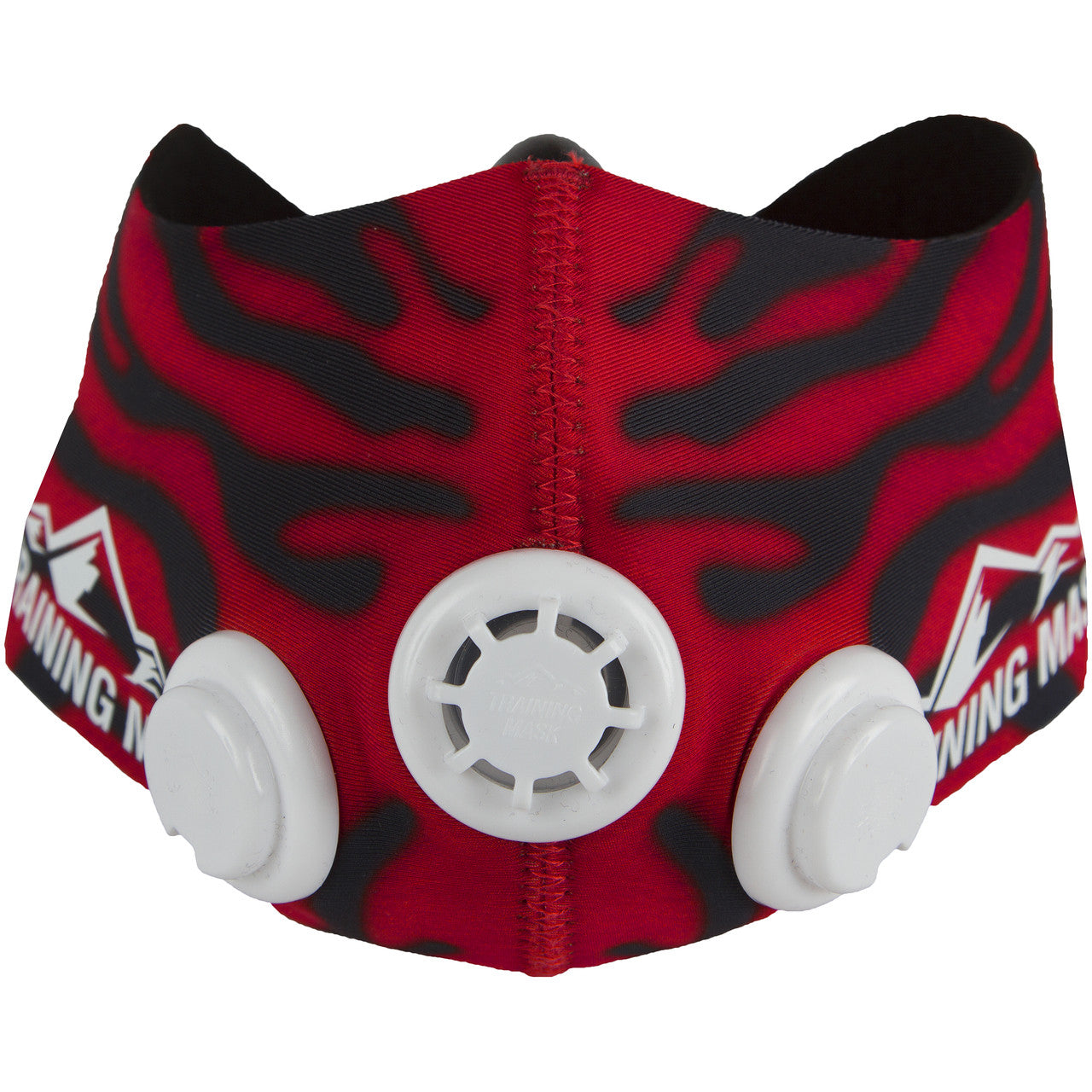 Training Mask 2.0 Red Tiger Sleeve