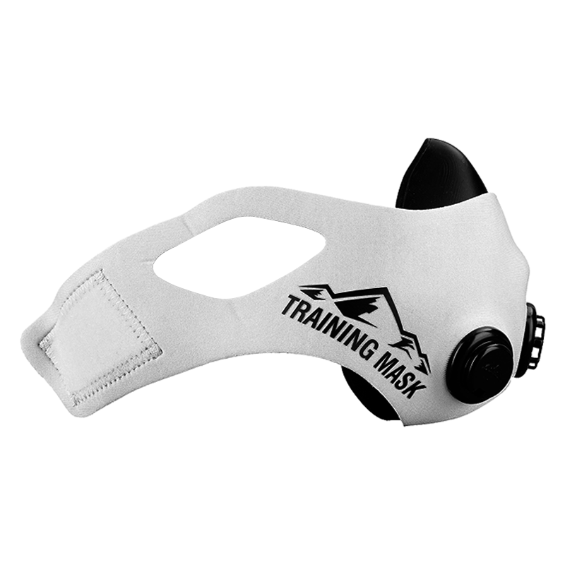 Training Mask 2.0 White