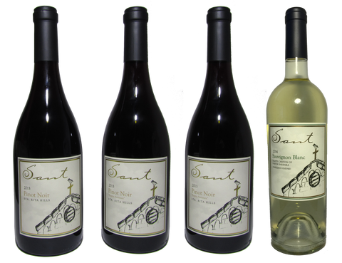 Wine Allocation - 4 Bottles ($10 Sauv Blanc Promotion)