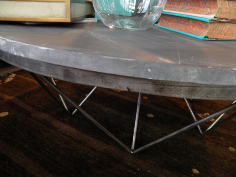 Slate Cocktail Table