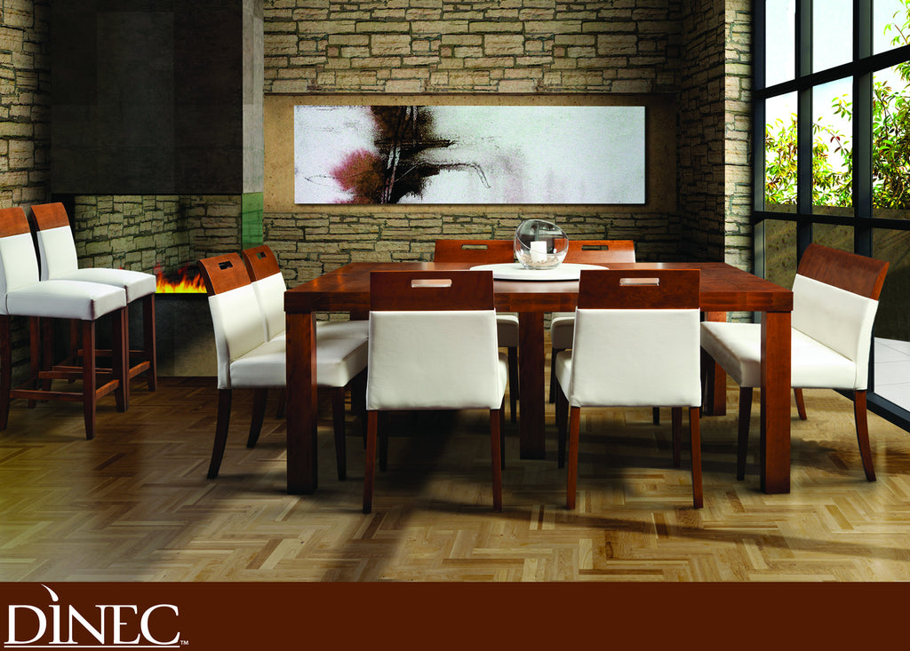 DINEC Custom Dining Tables, Chairs, Consoles, Counterstools