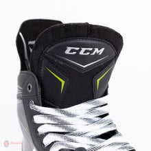 Load image into Gallery viewer, CCM SR RIBCORE SILVER HOCKEY SKATE