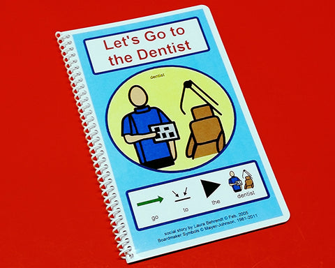 Let's go to the Dentist - Autism Social Storybook PECS