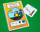 Going to the Park - Autism Social Skills Story - PECS