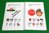Follow the Rules at School - Autism Social Skills Story PECS - Visual Aid Book