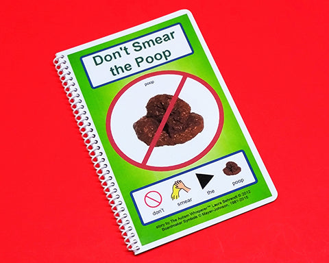 Don't Smear the Poop - PECS Autism Social Skills Story