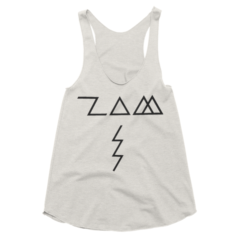 ZAM! Bolt, Women's Tank