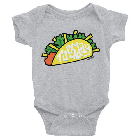 Taco Tuesday Onesie, 6-Colors