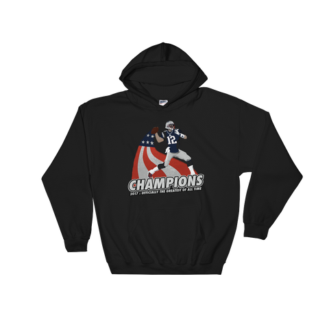 Generation of Champions, Hoodie
