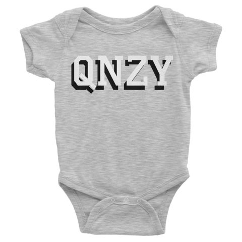 QNZY, Baby Onesie 4-Colors