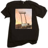 Roxie's Sunrise Tee, Black