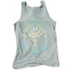 Dreamcatcher Tank, Black or Grey