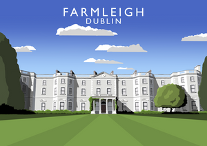 Farmleigh Art Print