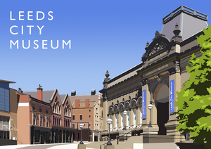 Leeds City Museum Art Print