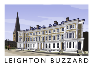 Leighton Buzzard Art Print